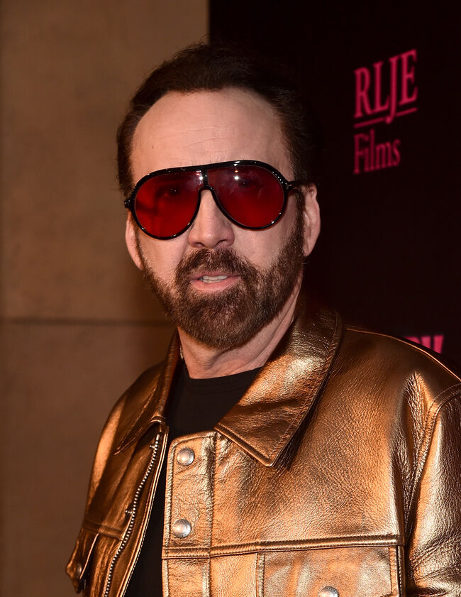 "Los Angeles Special Screening And Q&A Of ""Mandy"" At Beyond Fest - Red Carpet"
