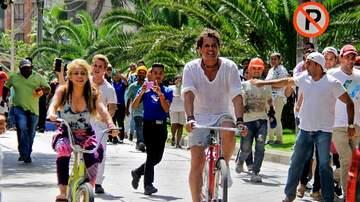 Enrique Santos - Shakira y Vives pueden seguir pedaleando su Bicicleta
