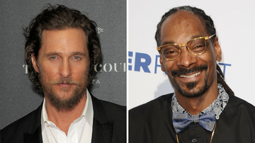 Venom - Snoop and McConaughey Match Made in Heaven