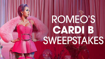 Contest Rules - Romeo's Cardi B Sweepstakes Rules