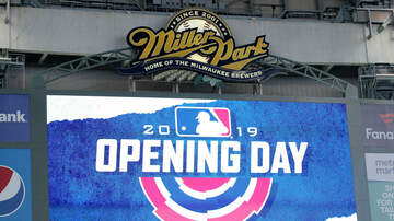 Brewers - Opening Day Lineup Set for the Brewers