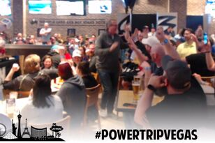 Highlight: Mark Rosen arrives at BWWs in Las Vegas! #PowerTripVegas