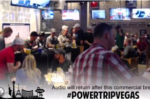 WATCH: The Power Trip Morning Show in Vegas - Day #1