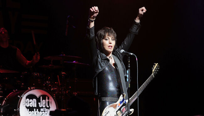 Joan Jett To Perform At WWE's 'WrestleMania' 35 In April