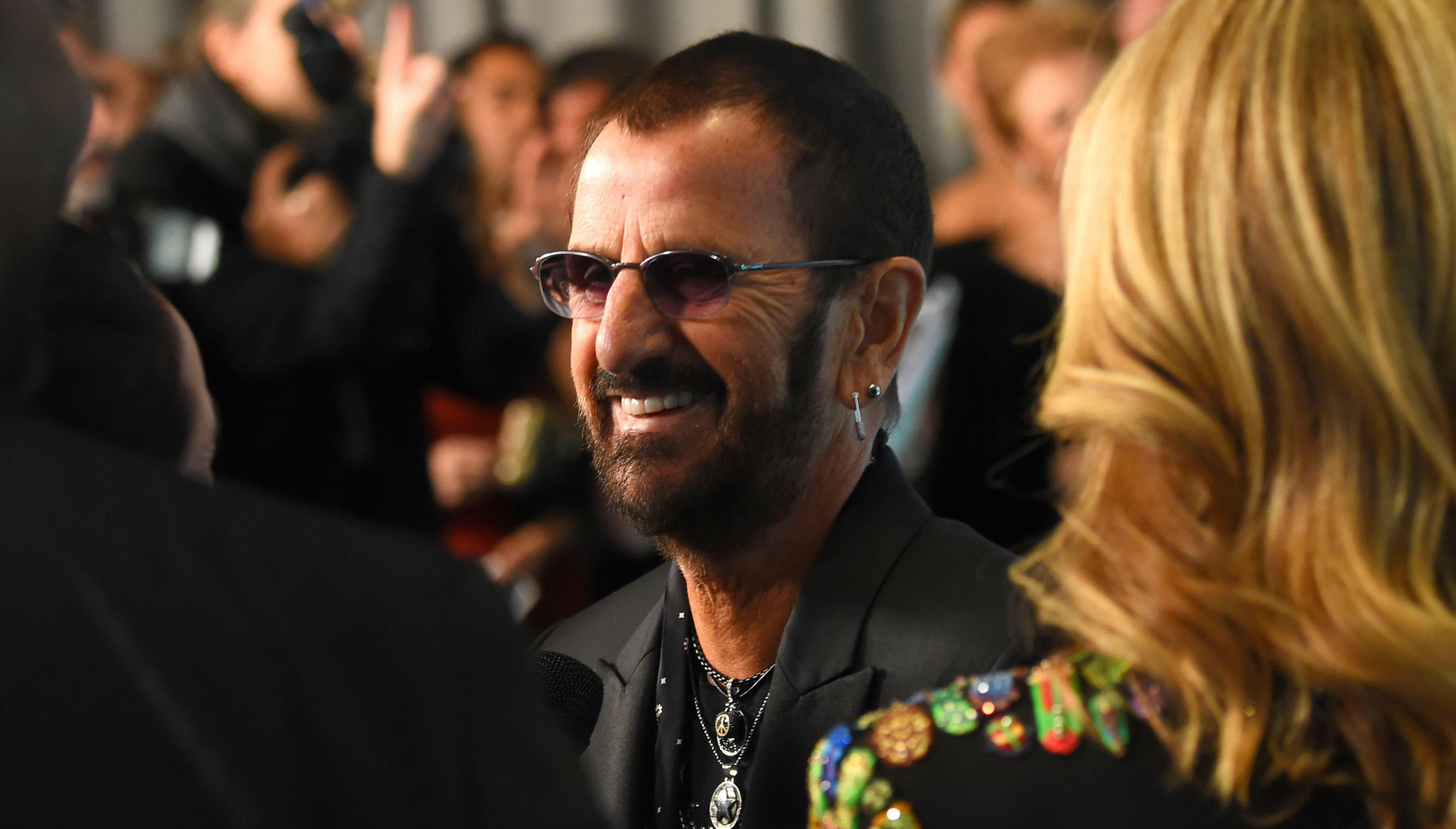 Ringo Starr Is Giving Fans Chance To Come To His Birthday Bash