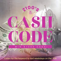 Listen to Z100 Portland On The :40s For Your Cash Code To Win $1000!