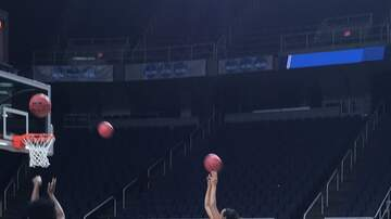 Basketball (W) - UConn Women prep for UCLA and Sweet 16