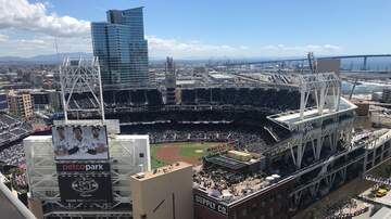 KOGO LOCAL NEWS - San Diego Padres Opening Day 2019