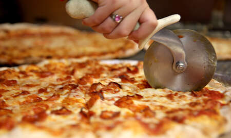 Sonya Blakey - Celebrate National Pizza Party Day with a free slice