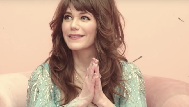 Jenny Lewis Shares Star Studded 'Red Bull & Hennessy' Video: Watch
