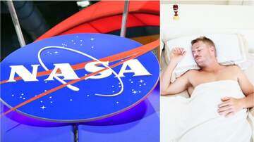 Reid - NASA Is Paying People $19,000 To Stay in Bed For 2 Months, Are You In?
