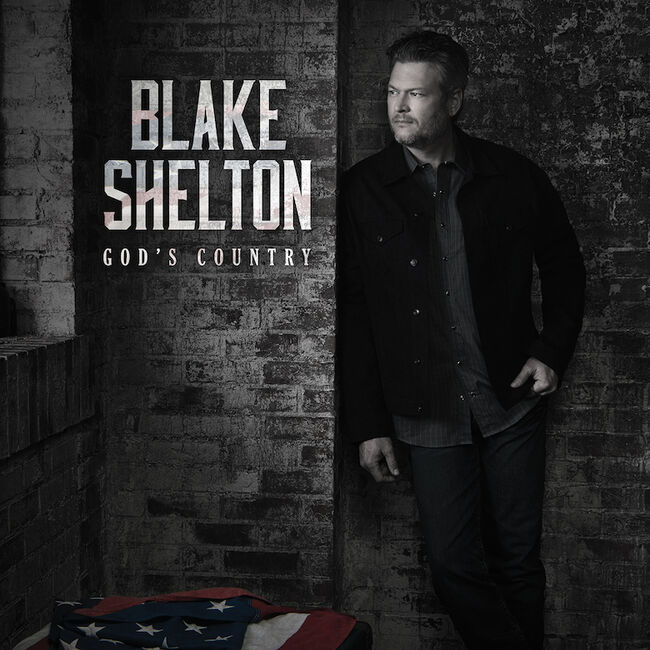 "Blake Shelton Debuts New Single ""God's Country"""