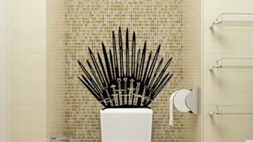 Klinger - Turn Your Own Toilet Into The Iron Throne From Game Of Thrones