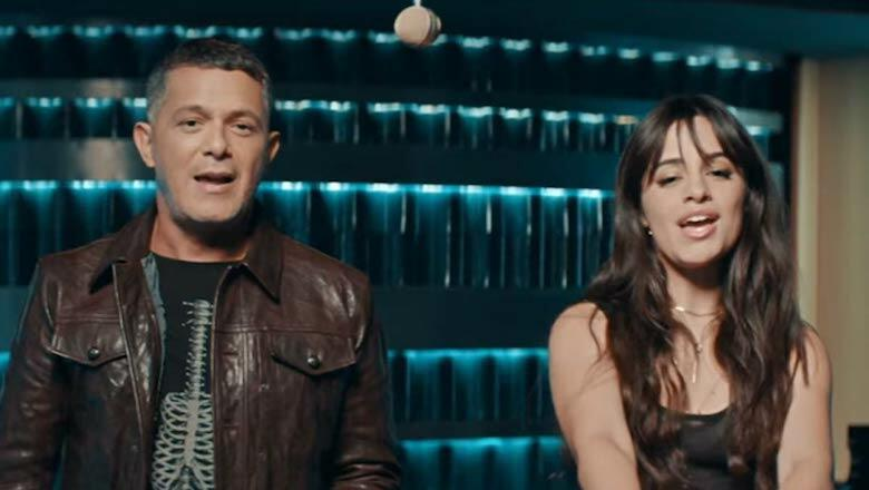 Camila Cabello & Alejandro Sanz Drop Romantic 'Mi Persona Favorita' Video