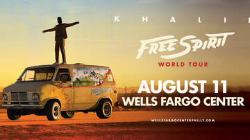 None - Khalid Brings His Free Spirit World Tour to Philly on August 11th!
