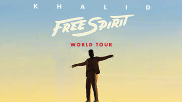 None - Khalid: Free Spirit World Tour