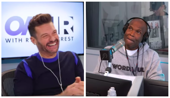 Ryan and Big Boy Hilariously Discuss Their Long Lost Friendship