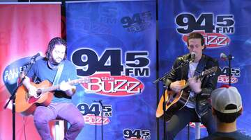 The Gallery Furniture Live Theater on The Buzz - The Revivalists