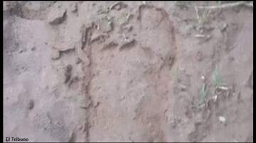 Coast to Coast AM with George Noory - Second Bigfoot Print Found in Argentina?