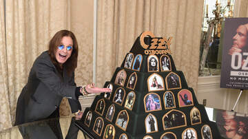 Kenny Young - Ozzy Osbourne Online Campaign Could Lead To Knighthood