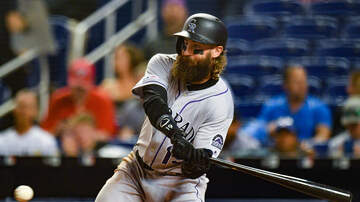 Mike Rice - Rockies Pull Away Late, Defeat Marlins, 6-1