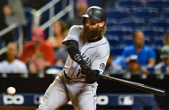Charlie Blackmon - Mark Brown/Getty Images