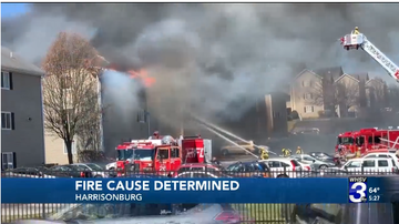 NewsRadio WKCY - News NOW  - Fire officials release cause of massive apartment fire in Harrisonburg