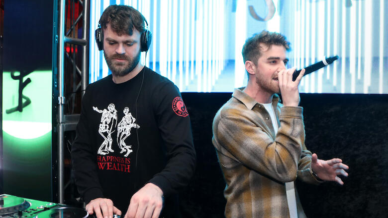 The Chainsmokers Drop Scathing New Track 'Kills You Slowly': Listen