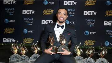 Sonya Blakey - Jonathan McReynolds wins BIG at the Stellars!