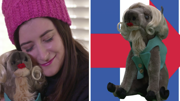 None - Comedy Sketch: 'Trumpy Bear,' Meet 'The Hildebeest'