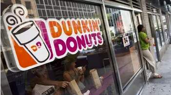 Theresa Lucas - Dunkin Donuts: Is This An April Fools Joke? Nope!