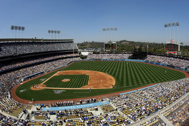Man On Life Support Following Fight In Dodger Stadium Parking Lot