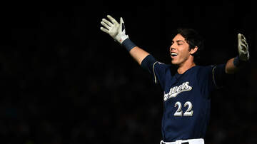 Brewers - Christian Yelich's walk-off hit rallies Brewers past Cardinals 5-4 Sunday
