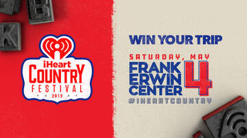 Contest Rules - Listen To Win Tickets To Our iHeartCountry Festival!