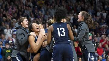 Basketball (W) - UConn Wbb next stop..a 12th Straight Final Four !!!!
