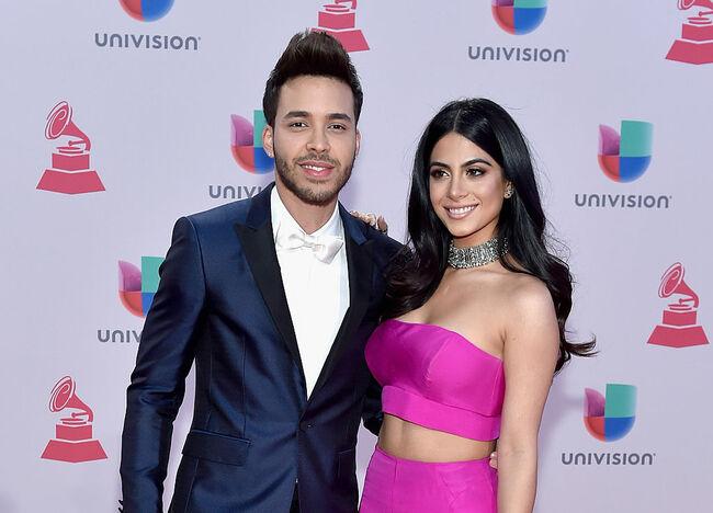 16th Latin GRAMMY Awards - Arrivals