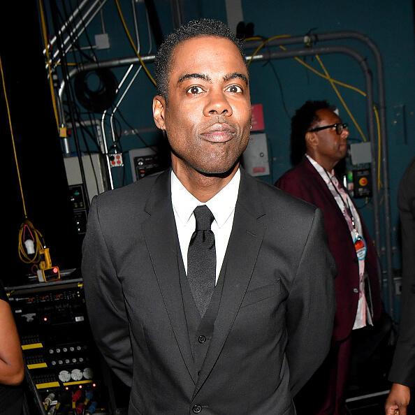 "Chris Rock Tells Jussie Smollett Jokes at the ""NAACP Awards"""