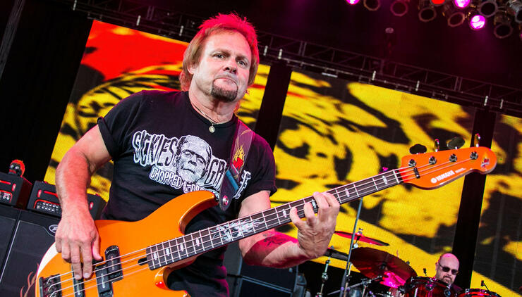 a2959ded439 Michael Anthony Says Van Halen Reunion Is Dead