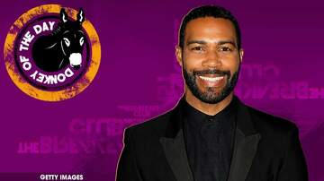 The Breakfast Club - Omari Hardwick Kisses Beyoncé Twice at NAACP Image Awards, Twitter Explodes