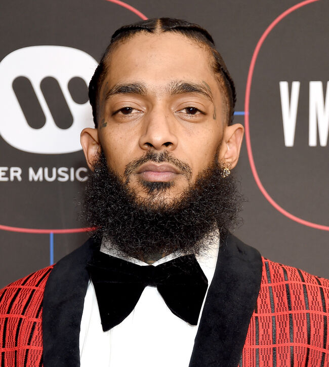 Nipsey Hussle (Getty)
