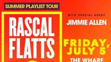 None - Rascal Flatts LIVE at The Wharf Amphitheater