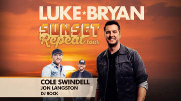 Gina - Luke Bryan Comin' to the ATL! FREE TIX ALL Week Long!