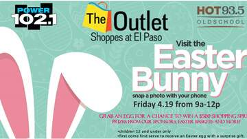 Patti Diaz and Mike Dee - EASTER SPRING FLING AT THE OUTLET SHOPPES AT EL PASO