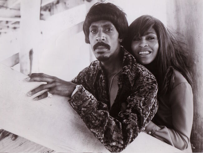 Photo of Ike & Tina TURNER