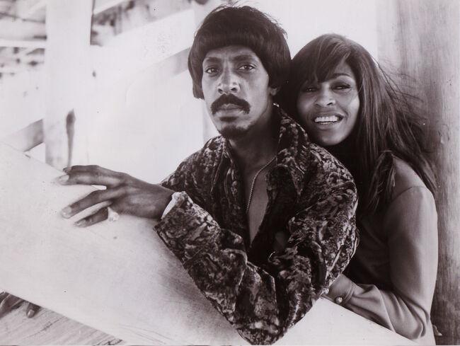 Photo of Ike & Tina TURNER