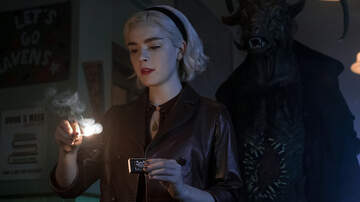 iHeartRadio Music News - 'Chilling Adventures Of Sabrina' Season 3 Premiere Date Revealed