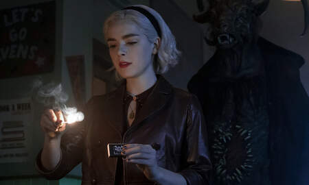 Entertainment News - 'Chilling Adventures Of Sabrina' Season 3 Premiere Date Revealed