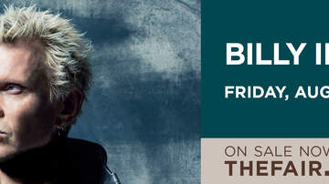 Contest Rules - Thursday Ticket Takeover: Billy Idol 4/4 Rules