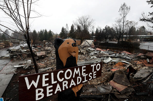 Paradise, California Continues Recovery Efforts From The Devastating Camp Fire
