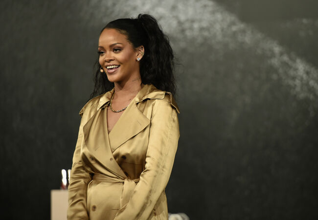 Fenty Beauty Artistry and Beauty Talk with Rihanna